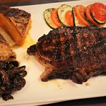 Franklin's Steakhouse Foto