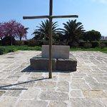 la tomba di Kazantzakis