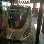 Masdar City's driverless (electric) car