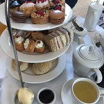 Afternoon tea is amazing
