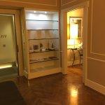 Hotel Brunelleschi Suite 221 and interior