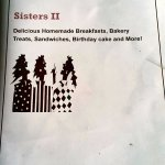 Info if you need to contact Sisters II Bakery & Cafe