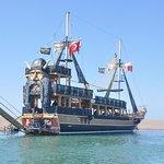 Pirate Boat Trip Side, Turkey