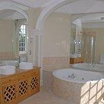 The Byerley Suite bathroom