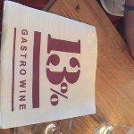 13% Gastro Wine Bar