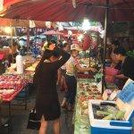 Foto de Warorot Market (Kad Luang)