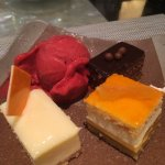 Small Selection of Desserts ! Really Wonderful !