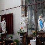 Jesus, Joseph and Jesus and the Virgin