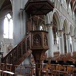 The preacher's pulpit