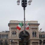 Festa della Liberazione in Piazza del Duomo