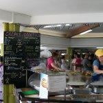Noumea's morning market.