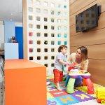 Espaço Família, lugar especial para todas as famílias cuidarem melhor dos bebês.