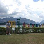 Cheow Lan Lake and Rajjaprabha Dam