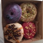 Glaze gourmet donuts
