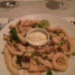 Crispy Squid