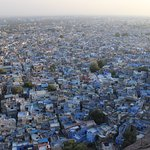 Mehrangarh-Festung Foto