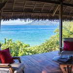 Foto de Tsara Komba Luxury Beach Forest Lodge