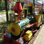 Photo of Kleinbahn im Rheinpark