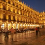 Photo of Salamanca's Plaza Mayor