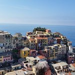 One of the 5 Cinque Terre towns.