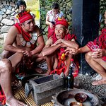 Tribal Elders during the Tam-Awan International Arts Festival.
