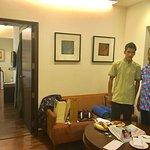 With Bheem Singh Aswal, HK Associate