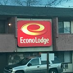 Foto de Econo Lodge Motel Village