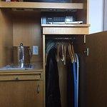 "Tiny ""closet"""