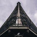 Torre Eiffel desde el segundo nivel