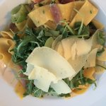 Pappardelle with Speck