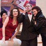 Jo Twiss, Eleanor Handley, Leonard C. Haas, & Valerie Leonard (Rumors, 2015-16 Season)
