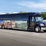 Our comfortable motor coaches will transport you around Mesa Verde National Park.