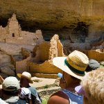 The 700 Years Tour provides you with an overall historical view of Mesa Verde National Park.