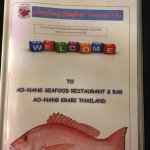 Photo de Ao Nang Seafood Bar & Restaurant