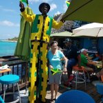 Jamaica has tall guys!