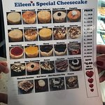 Photo of Eileen's Special Cheesecake