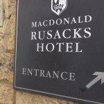 Macdonald Rusacks Hotel Foto