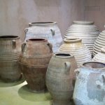 olive oil storage containers