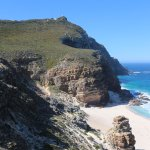 view towards Cape Point