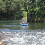 Sarapiqui River rafting!