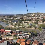 Photo of Aerial Tramway in Tbilisi