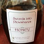 their own locally sourced honey