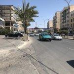 From Al-Madina Al-Monawarah street. Habibah Sweets sign is visible.