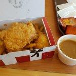 KFC on 6th avenue east in Prince Albert, SK, Canada.