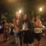 Danse avec Oumaima