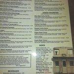 Franks Diner. 100 year old food combos. Golden!