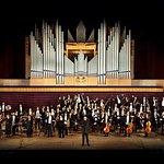 The Calgary Philharmonic Orchestra (17-18) with Music Director Rune Bergmann
