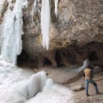 Community Cave hike in Spearfish Canyon