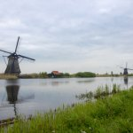 Photo de Réseau de moulins de Kinderdijk-Elshout