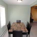 2 BR House Dining Area